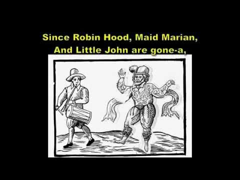 Since Robin Hood - also known as Kemps Dance - madrigal by Thomas Weelkes.wmv