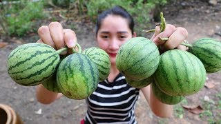 Yummy Young Water Melon Soup Cooking - Cooking Skill