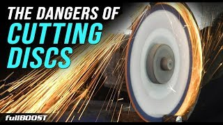 The Dangers of cutting discs | Tech Tuesday | fullBOOST