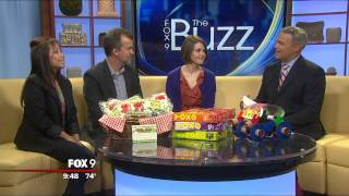 Cool Jerk featured on Fox 9