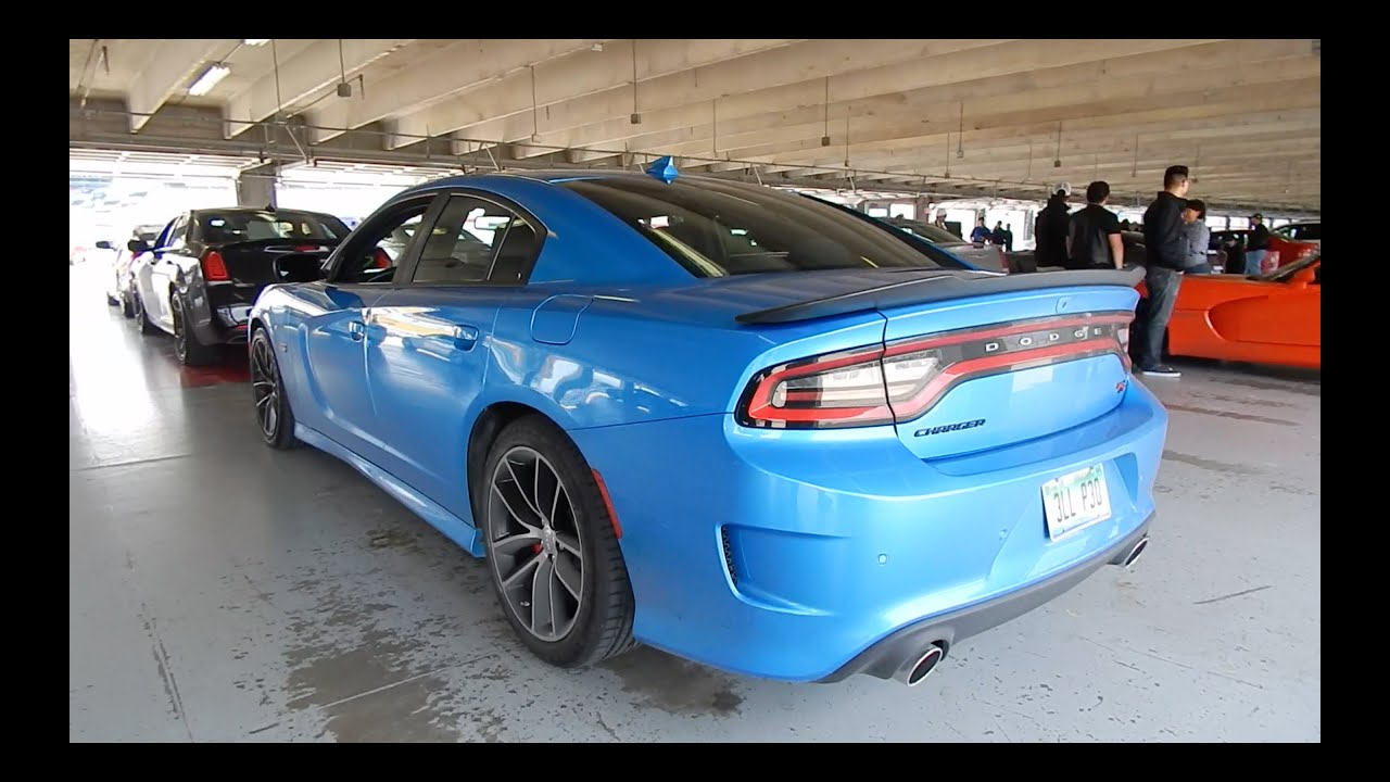 2016 Dodge Charger R T Scat Pack 392 Texas Motor