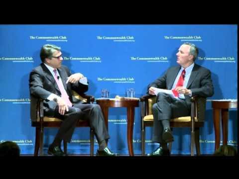 Texas Gov. Rick Perry compares homosexuality to acoholism
