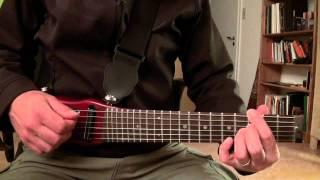 lapstick guitar demo