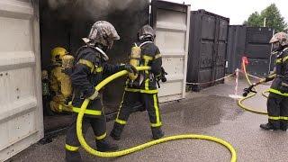 Formation de formateurs incendie