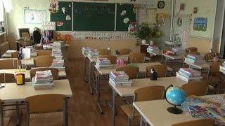 1 сентября первый урок в школах Донецка будет посвящен безопасности при обстрелах.
