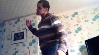 Me Doing Robotic Dancing,Body Popping & Locking.