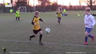 Pure Football Academy vs Tonbridge Junior u11