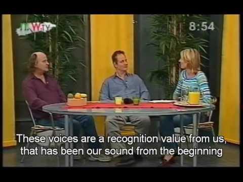 SIB - Interview in Guten Morgen (11-09-2005)