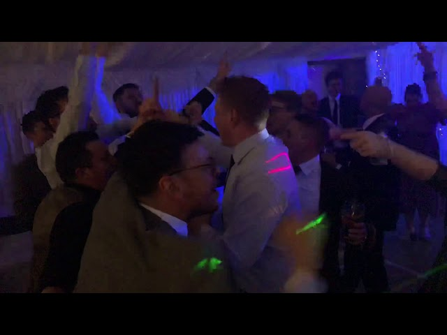 Mathew & Francesca The New Mr & Mrs Aillud Celebration