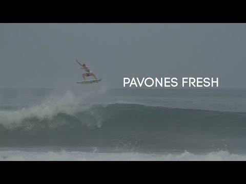 Surfing Costa Rica - Pavones Fresh con Leon Glatzer y Dennis Picado