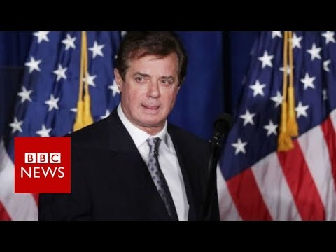 Ex-Trump aide Paul Manafort 'faces charges over Russia' - BBC News