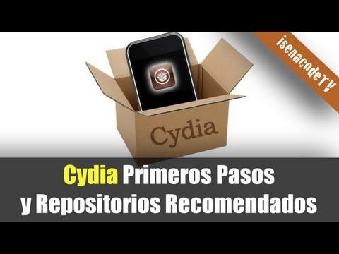 ► Cydia: Primeros pasos y Repositorios Recomendados