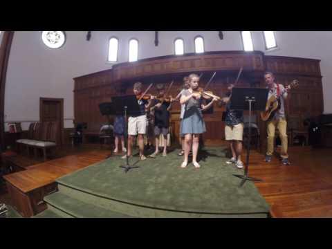 American Music Camp Charleston - Mark O'Connor Rag