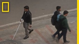 Revolutionizing the Walking Cane: A Simple Design Gets a Hi-Tech Upgrade