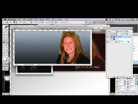 how to cut photo in photoshop