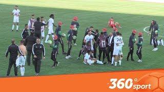 Le360.ma •فيديو : فرحة هستيرية للاعبي الطاس بعد التتويج بلقب كأس العرش