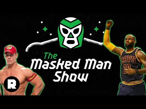 All-Star Counterparts With Trey Kerby | The Masked Man Show (Ep. 101)
