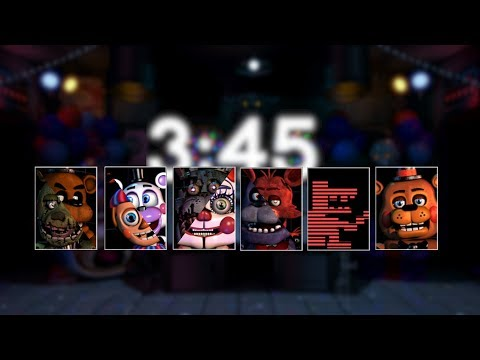 Exploity i Tricki Ultimate Custom Nighta - Omówienie Five Nights at Freddy's [PL/ENG] thumbnail