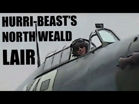 CRHnews - Hurri-Bomber Beast of Hangar 11's Collection