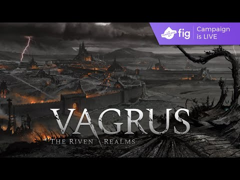 Vagrus - The Riven Realms | Teaser 2