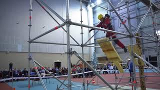 «Техноавиа-Пермь» – безопасность при работе на высоте