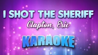 Clapton Eric I Shot The Sheriff
