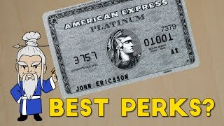 Does the Amex Platinum Really Have the Best Perks?