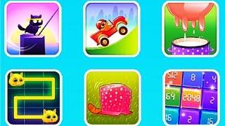 КОТЕНОК БУБУ #79 Мой виртуальный котик игровой мультик для малышей видео для детей #Мобильные игры