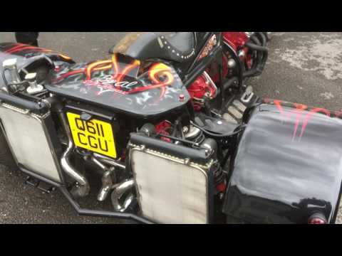 Alfa Romeo Trike V6 for sale See Ebay Cumbria UK