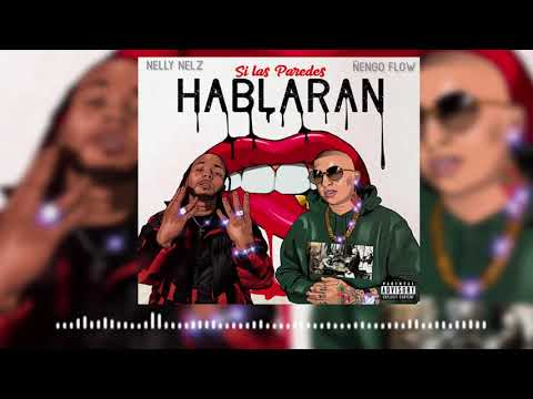 Nelly Nelz ft Ñengo Flow – Si las paredes hablaran (Audio Official)