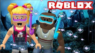 ROBLOX-THE MONSTER LAUGHED AT OUR FACE!
