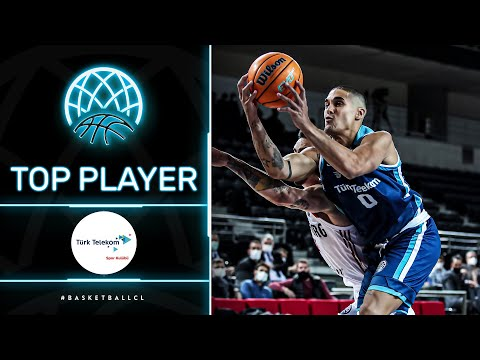 21 POINTS - Nick Johnson fired Ankara to the win | Basketball Champions League 2020/21