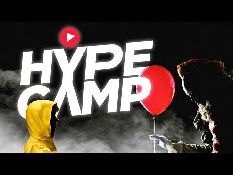 Фильм Оно - HYPE CAMP  Смешная озвучка 3 (Пародия)