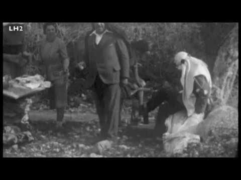 Introducing Gerald Lankester Harding Filming Antiquity