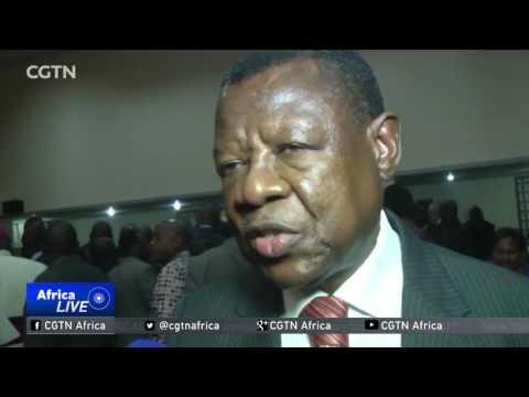 Political parties reach deal denying third term for President Kabila