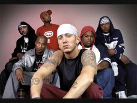 Eminem feat D12 & Gorillaz 911