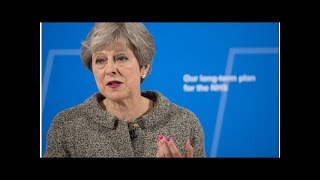 ༊Theresa May pledges £20 million to tackle UK loneliness crisis