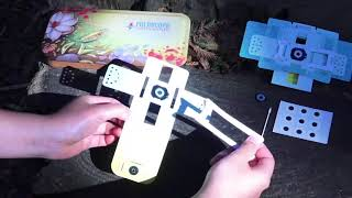 How to assemble your Foldscope