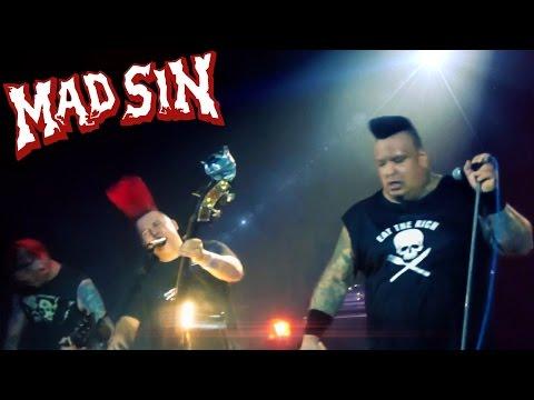MAD SIN-Nine Lives