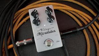 Darkglass Vintage Microtubes [Bass Demo]