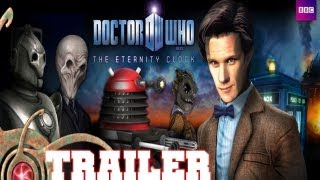 Doctor Who The Eternity Clock Official Launch Trailer