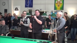 Live Trick Shot Show from Marburg, Germany (ft Ralph Eckert)