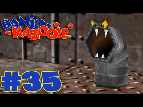 Banjo-Kazooie (BLIND!) - Part 35: The Captain's Room