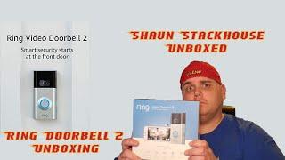 Ring Video Doorbell 2 Unboxing