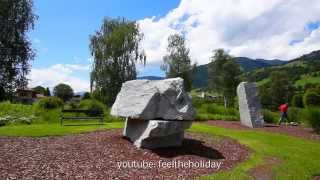 Free climbing,Bouldering,klettern,Park Alps, Austia, Salzburg Country, Uttendorf,Europe, Full HD 108