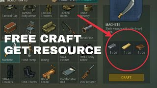 Last Day On Earth Survival Cheats 1.4.6 Get Free Resource
