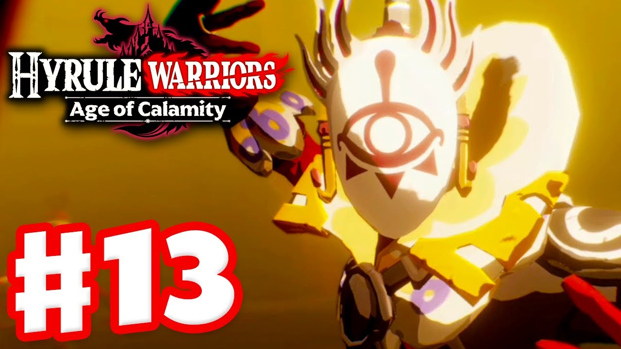 Destroy The Yiga Clan Hyrule Warriors Age Of Calamity Gameplay Walkthrough Part 13 Youtube