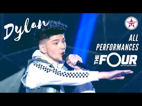 Dylan Jacob: All Performances On 'The Four' Season 2