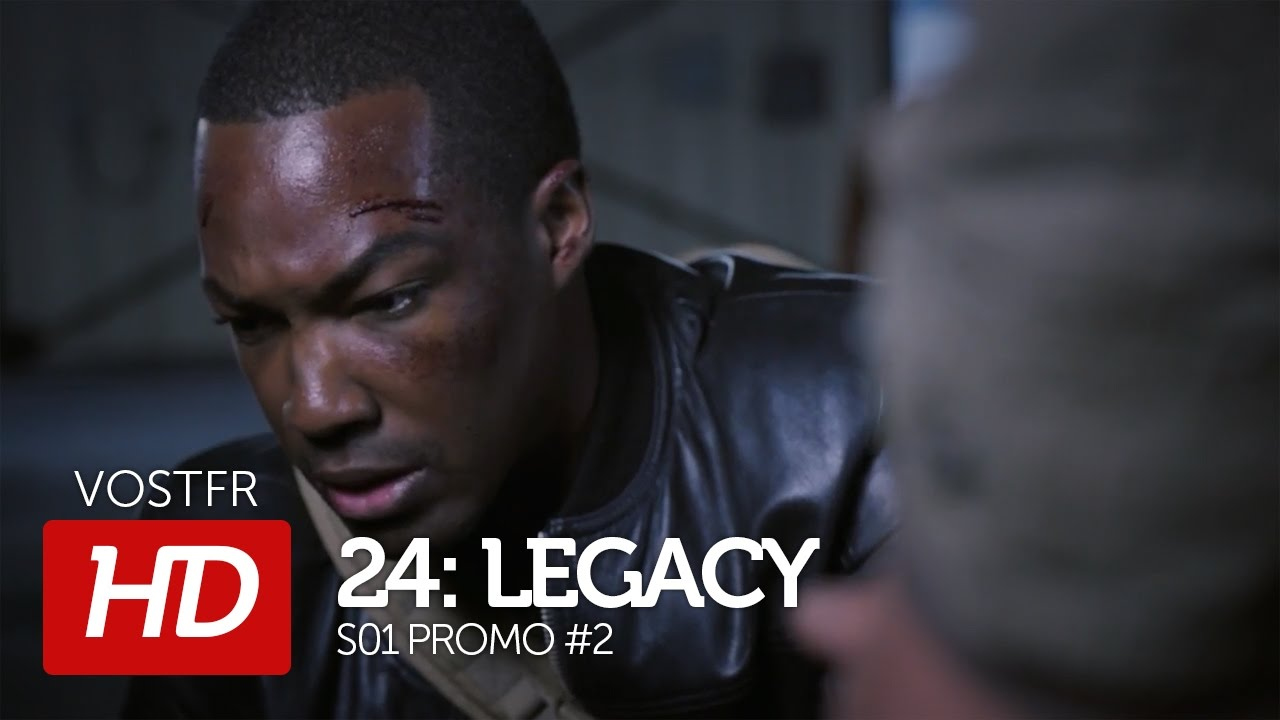 24 legacy s01 promo 2 vostfr hd youtube. Black Bedroom Furniture Sets. Home Design Ideas