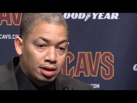 Derrick Rose's absence from Cavs explained: Tyronn Lue pregame